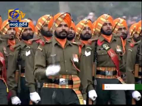 Republic Day 2017 | India's military strength on display at Rajpath