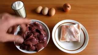 Печёночная колбаса(В данном видео вы сможете увидеть как в домашних условиях можно быстро и не дорого приготовить печёночную..., 2015-11-14T12:50:59.000Z)