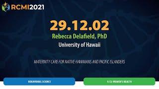 RCMI 2021   29.12.02 - Rebecca Delafield