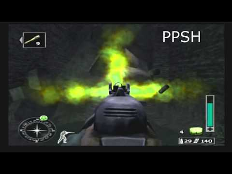 Call Of Duty: Finest Hour - Weapon Sounds And Reloads