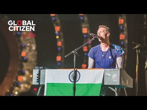 What You Missed at the 2016 Global Citizen Festival India!