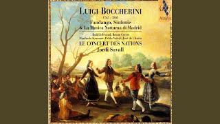 """Sinfonia in Re Minore A Più Strumenti Obbligati Op. 37, No. 3, G. 517 """"Grande"""": Allegro Moderato"""
