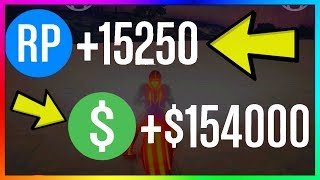 How To Make $154,000 & 15,250 RP PER GAME in GTA 5 Online | NEW Best Unlimited Money Guide/Method