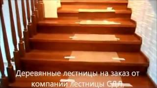 Облицовка бетонной лестницы(, 2013-10-28T15:20:09.000Z)