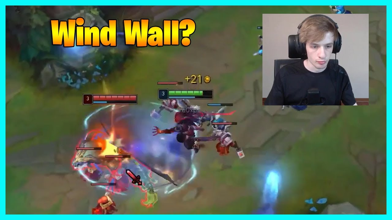 Rito's Wind Wall...LoL Daily Moments Ep 1600