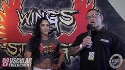 Kristina Nicole Mendoza Interview - WBB Overall Winner & New IFBB Pro