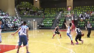 2015匯知中學甲組 學界籃球冠軍賽Highlight