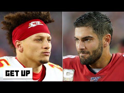 Get Up breaks down Chiefs vs. 49ers Super Bowl LIV matchup