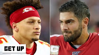 Get Up breaks down Chiefs vs. 49ers Super Bowl LIV matchup