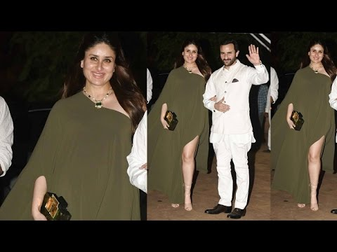 Oh hot! Only Kareena Kapoor could rock a thigh high in pregnancy