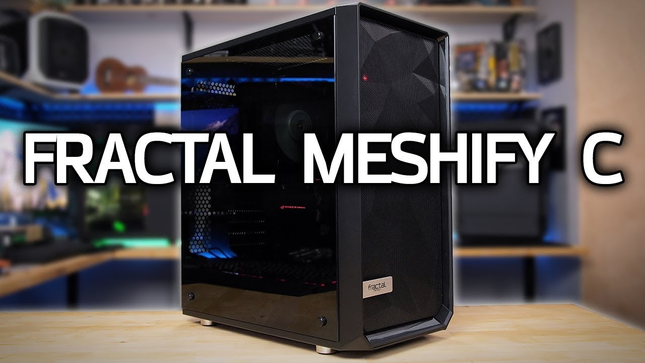 Building A Pc In The New Fractal Meshify C Youtube,Modern Wood Burning Fireplace Designs