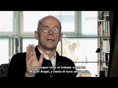 Erik Spiekermann: Putting Back the Face into Typeface (with Spanish Subtitles)