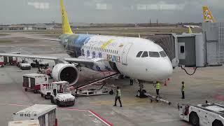 SINGAPORE AIRPORT TO BRUNEI AIRPORT [ROYAL BRUNEI AIR PLAIN] [FOOD TOUR TV]   싱가폴공항에서 브루나이 공항까지