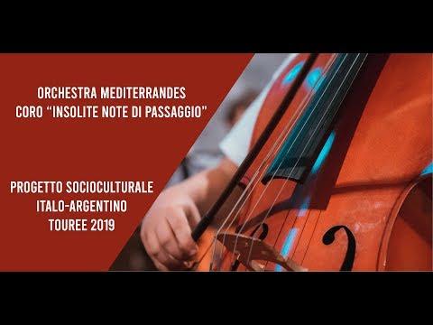 Progetto MediterrAndes - Corto
