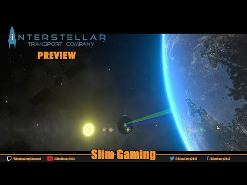Let's Try Interstellar Transport Company (PREVIEW)