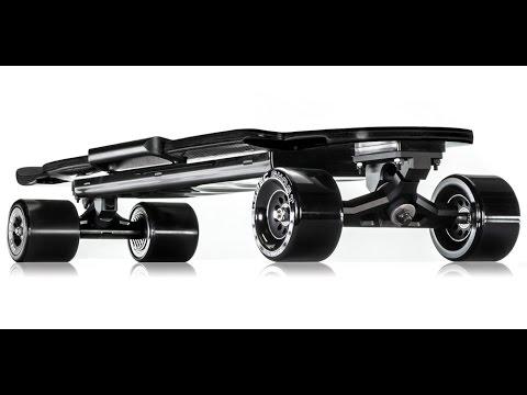 Best 5 Electric Skateboards Light,Smooth,Easy  Inboard M1, Bolt Skateboard, Stary, Zboard
