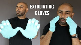 Hexy Premium Exfoliating Gloves Product Review