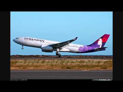 Hawaiian Airlines & Island Air Combo Tribute [HD]