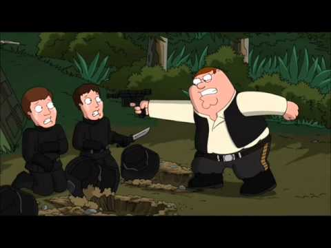 Family Guy It's a Trap (Dig Your Own Graves! Very Funny!!!)