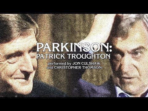 Parkinson: Patrick Troughton Interview (1985)