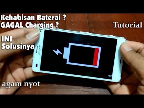 Solusi Tombol Power Tidak Berfungsi Sony Experia   Sony xa ultra dicas bisa tidak bisa Dinyalain Sol.