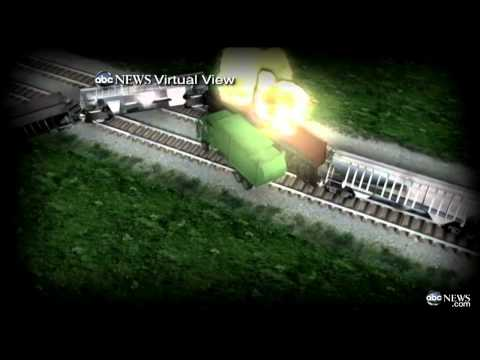 Baltimore Train Derailment Video: Sudden Explosion Strikes Following Derailment