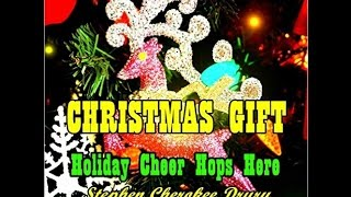 Christmas Gift - Holiday Cheer Hops Here by Stephen Cherokee Drury   Christmas Stories and Poetry