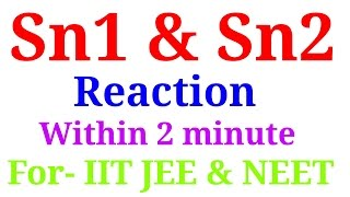 E2 and E1CB Elimination Reaction