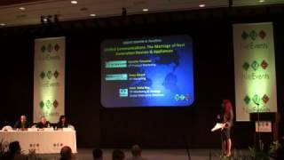 Futurist Shara Evans | NetEvents APAC Press Summit Langkawi Malaysia 2011