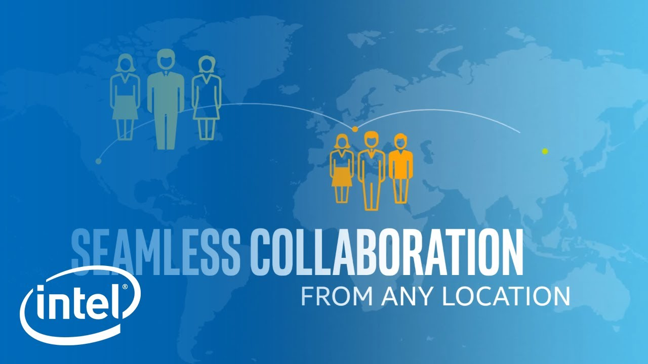 Igniting Collaboration With Intel Unite Business