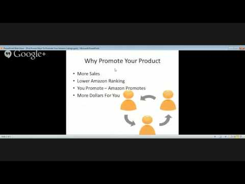 Five Proven Ways To Promote Your Amazon Listing