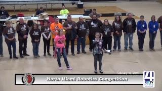 2019 FTC Indiana Arrowhead Qualifying Tournament @ North Miami High School