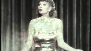 Lucille Ball - Jitterbug Bite (1940 Dance Girl)