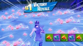 i won in storm all game.. (season 12)