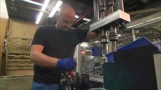Préparation moteur moto BMW