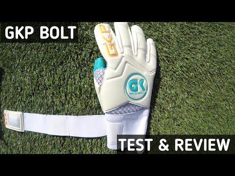 prezzo ragionevole prodotto caldo online in vendita GKP BOLT | goalkeeperglove test & review | SHERLOCK GLOVES - YouTube
