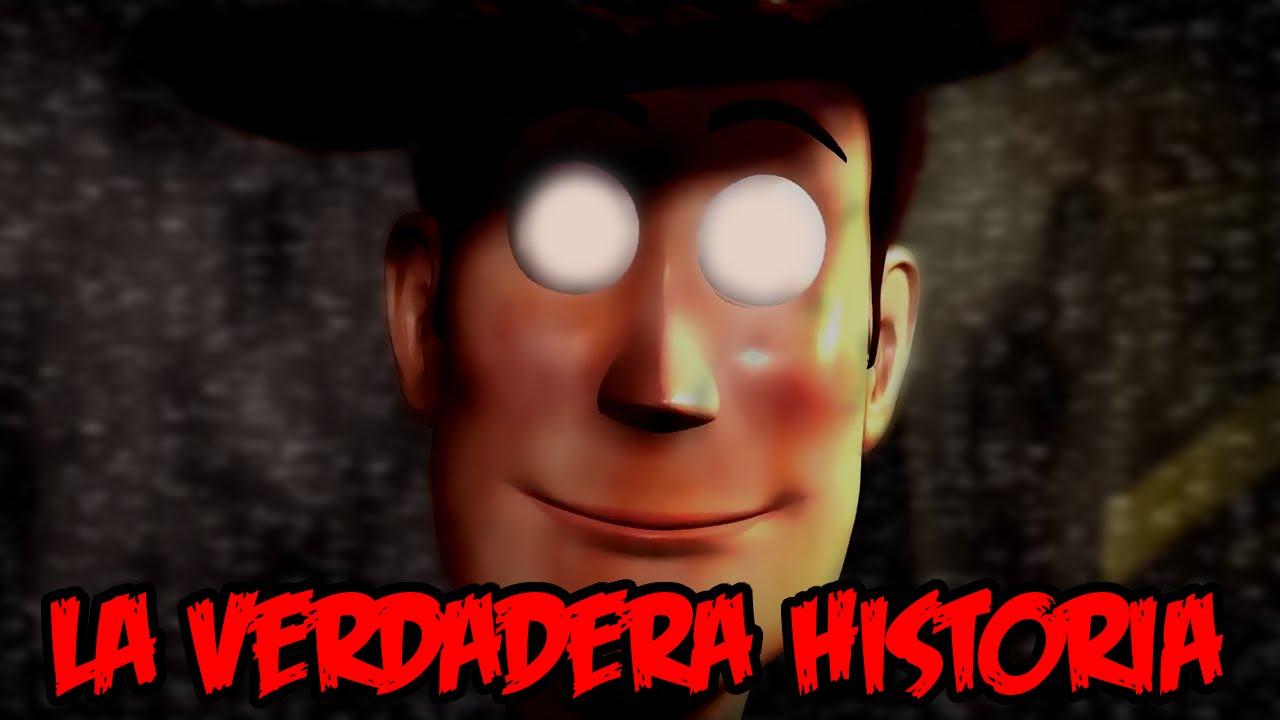 La Verdadera Historia De Toy Story - YouTube