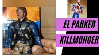 Erik Killmonger Black Panther Marvel Legends Series M'baku