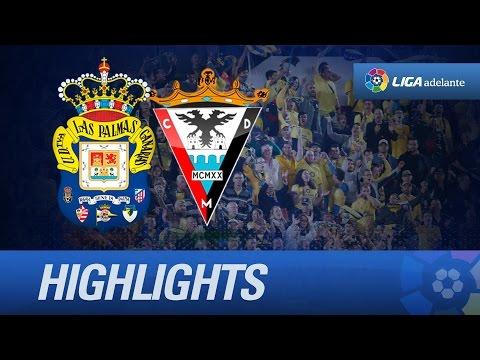 Las Palmas 0-0 Mirandes