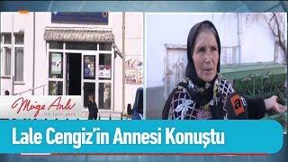 Lale Cengiz'in annesi konuştu - Müge Anlı ile Tatlı Sert 8 Mart 2019