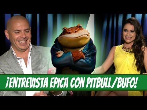 ¡Entrevista Epica con Pitbull/Bufo!