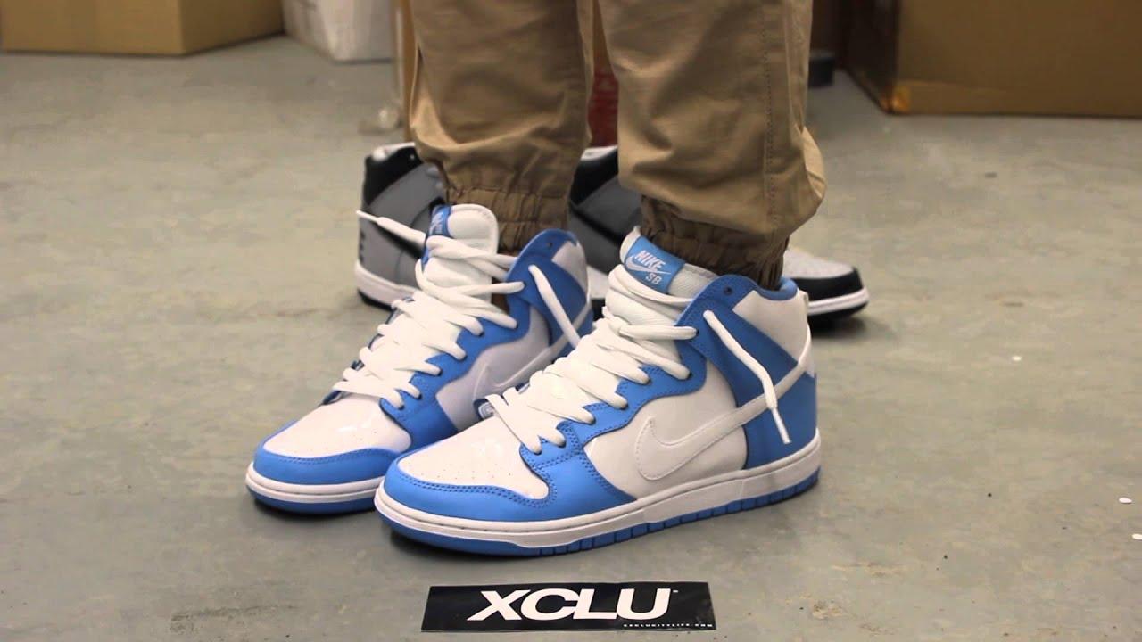 Nike Dunk SB High Premium \