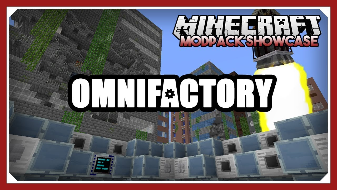 Should You Play Omnifactory? | Omnifactory Modpack Showcase