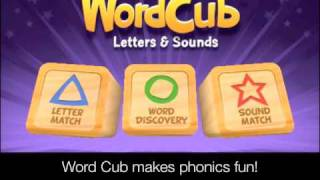 Word Cub Now on the App Store!