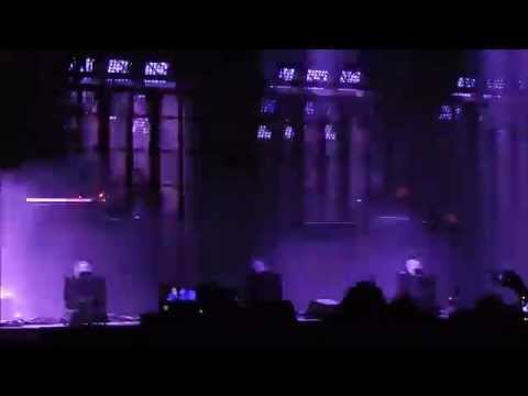 "Nine Inch Nails -The Great Destroyer ""Live Hovet, Stockholm"""