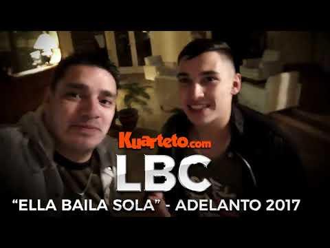 La Banda de Carlitos - Ella Baila Sola (Adelanto 2017)