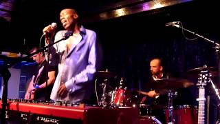 Roachford - Cuddly Toy - Jazz Cafe, London - October 2013