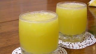 Пунш из шампанского и цитрусовых на Новый год! / Citrus punch with champagne ♡ English subtitles