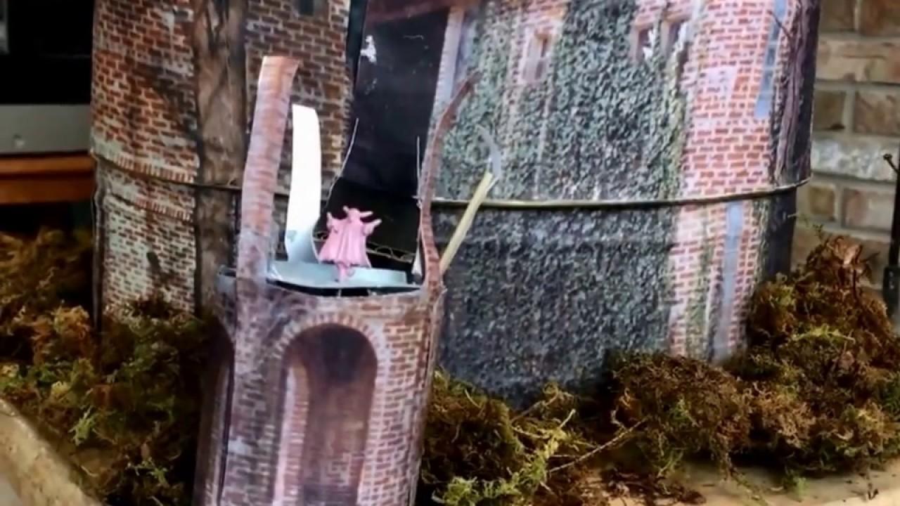 Corpsewood Manor Model Video Youtube