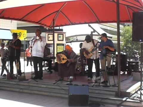 Mo'Rockin Project at Oakland City Center 1